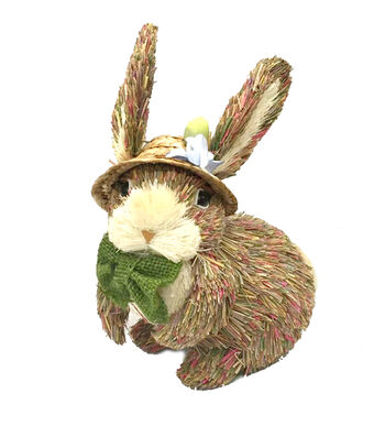 Blooming Spring Easter Rabbit
