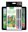 Crayola Signature 24 ct Colored Pencils
