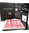 Colorforms Original Re-Stickable Sticker Set