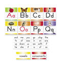 Busy Kids Learning Large Bulletin Board Set-Alphabet with Pictures