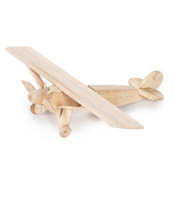 Wood Model Kit-Spirit of St. Louis