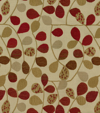 "Richloom Studio Upholstery Fabric 55""-Bayberry Rouge"