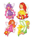 Spark Plaster Magnets-Fairy Dust