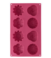 Wilton® Flower Silicone Candy Mold, , hi-res