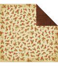 Merry & Bright Double-Sided Paper 12\u0022X12\u0022-Alight