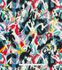 Waverly® Spotlight Upholstery Fabric 54\u0027\u0027-Zinnia Spray Paint