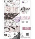 Prima Marketing Double-Sided Paper Pad A4-Rose Quartz