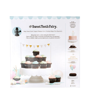 The Sweet Tooth Fairy 12 pk Magic Sweet Stand-White