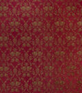 Home Decor 8\u0022x8\u0022 Fabric Swatch-SMC Designs Sleepover / Crimson