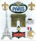 EK Success Dimensional Stickers-Paris