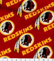 Washington Redskins Fleece Fabric 58''-Logo, , hi-res