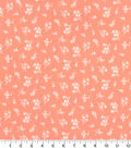 Quilter\u0027s Showcase™ Fabric 44\u0027\u0027-Ditsy Floral on Desert Flower