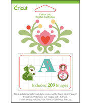 Cricut® Digital Cartridge-Cindy Loo, , hi-res
