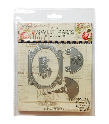 Dovecraft Sweet Paris Cutting Die