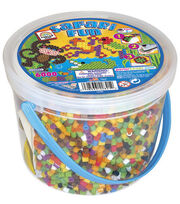 Perler Fuse Bead Bucket Activity Kit-Safari Fun, , hi-res