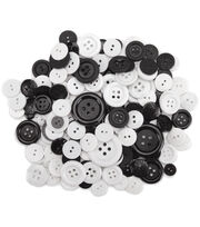 Dress It Up Button Super Value Pack-Dominoes, , hi-res
