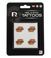 Oklahoma State University Cowboys Peel & Stick Tattoos, , hi-res