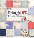 49 & Market Collection Pack 12\u0022X12\u0022-Cottage Life 9 Des/1 Ea