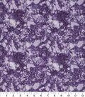 Keepsake Calico Glitter Cotton Fabric 43\u0027\u0027-Light Purple