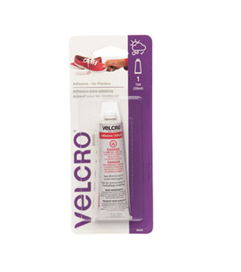 VELCRO Brand  Glue On Adhesive 1 oz.