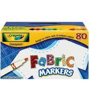 Crayola Fabric Markers, , hi-res