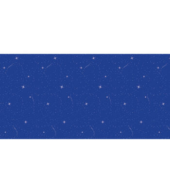 "Fadeless Design Rolls 48""x12' Night Sky"