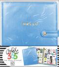 The Happy Planner Big Deluxe Cover Planner-Snorkel Blue