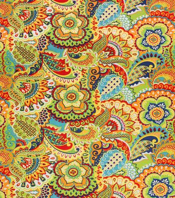 """Home Essentials Print Fabric 45""""-Sarango Bright"""