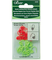 Quick Locking Stitch Markers-Small, , hi-res