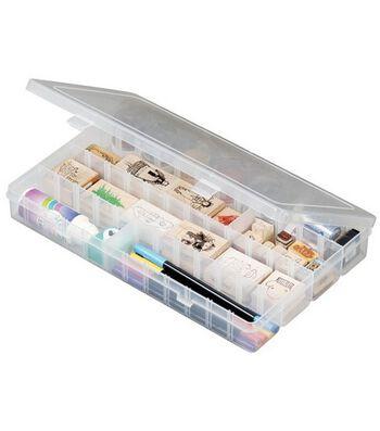 ArtBin Solutions Box 4-48 Compartments-Translucent