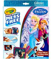 Crayola Color Wonder Glitter Set-Frozen, , hi-res