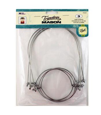 Jar Wire Handle 3 Ct