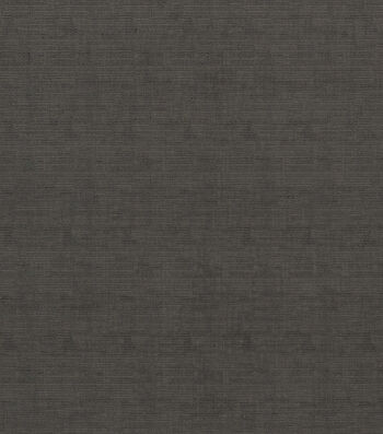 "Crypton Upholstery Fabric 54""-Aspen-Charcoal"