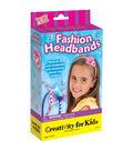Creativity For KidsFashion Headbands Kit