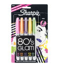 Sanford Sharpie Fine Point Limited Edition Permanent Markers 5 Pcs