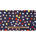 Soft N Comfy Fabric 57\u0022-Happy Days Dot