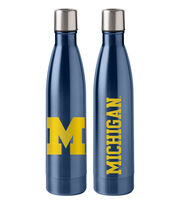 University of Michigan 18 oz Insulated Stainless Steel Water Bottle, , hi-res