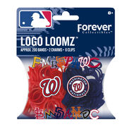 Washington Nationals Logo Loomz Filler Pack by Forever Collectibles, , hi-res