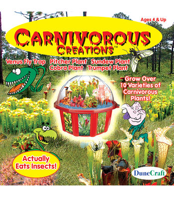 Carnivorous Creations Dome Terrarium