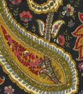 Williamsburg Multi-Purpose Decor Fabric 54\u0027\u0027-Spice Plumtree Paisley
