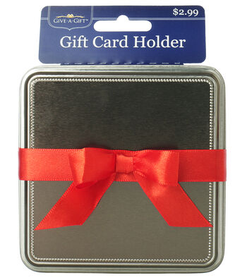 Franklin Gift Card Holder