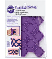 Wilton® Precision Patterns Fondant Mold-Trellis, , hi-res