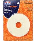 Elmer\u0027s Foam Mounting Tape Permanent-.5\u0022X150\u0022