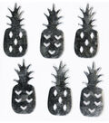 Jolee's Boutique® Metal Repeat Stickers-Pineapples