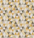 SMC Designs Upholstery Fabric 54\u0022-Brownwell/Goldmine