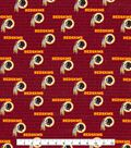 Washington Redskins Cotton Fabric 58\u0022-Mini Print