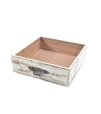 Bloom Room Drawer Container-Ivory