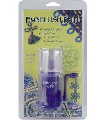 Caron® Embellish-Knit! Machine Kit