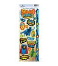 Paper House\u0027s Birthday Boy Cardstock Sticker, 4.625\u0022 x 13\u0022
