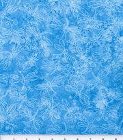 "Keepsake Calico™ Fabric 44""-Sundrenched Dragonfly on Turquoise, , hi-res"